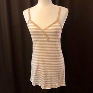 American Eagle Outfitters Tops - <American Eagle> Striped Long Length Tank